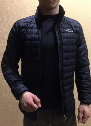 Пуховик kathmandu 550. мужской демисезонный микро пуховик. куртка на пуху down jacket