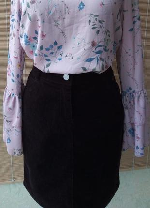 #розвантажуюсь вельветовая юбка