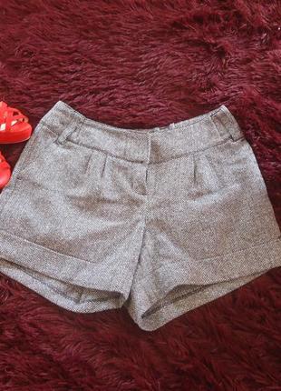 Шерстяные шорты yessica