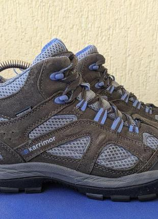 Оригинальные ботинки karrimor