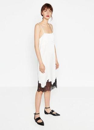 Платье / zara (7207115118)