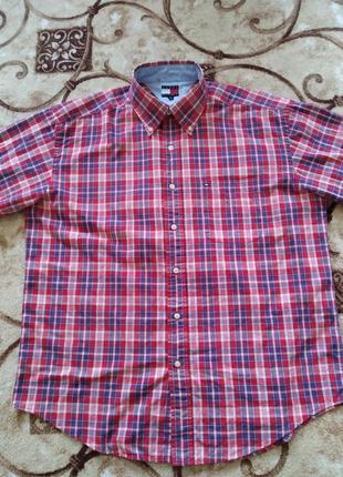 """Новая оригинальная рубашка """"tommy hilfiger"""""""