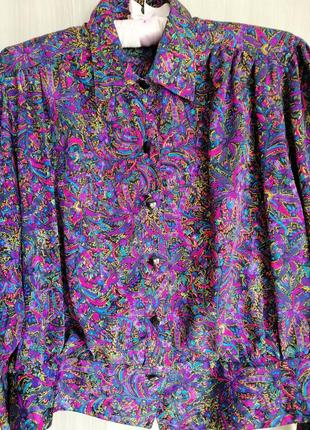 Блузка красивейшая, нарядная.