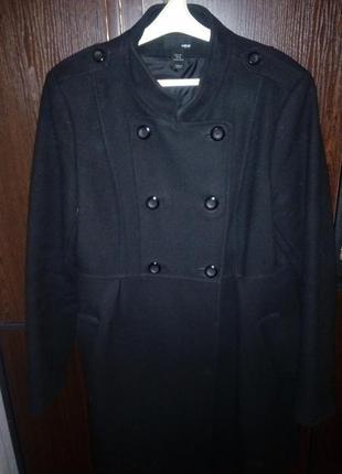 Модное пальто тренч-бушлат