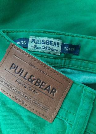 Штаны,джинсы р.с pull&bear