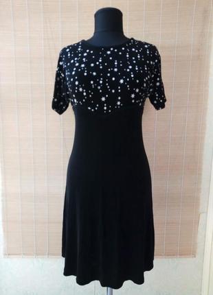 #розвантажуюсь винтажное платье со звездами