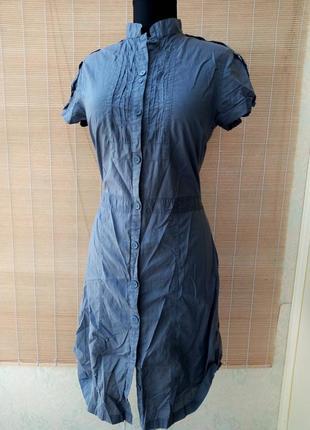 #розвантажуюсь платье рубашка в стиле сафари