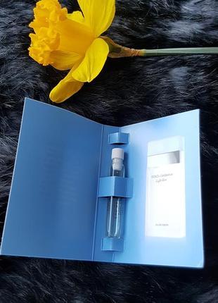 Dolce & gabbana ( dg ) light blue