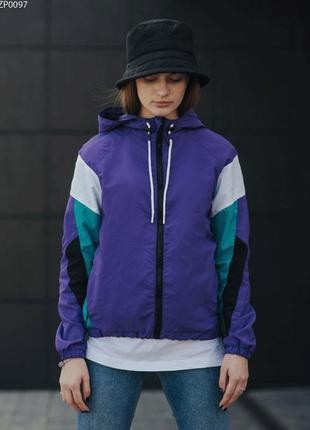 Ветровка staff total purple