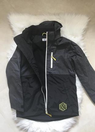 Новая курточка, непромокаемая ветровка для мальчика, подростка