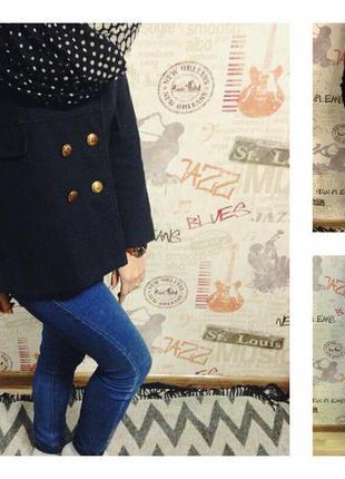 Кашемировый пиджак forever 21