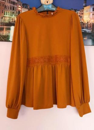 Блуза шикарного цвета