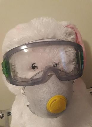 Ffp2 настоящая крутая французская защитная маска респиратор угольный фильтр deltaplus4 фото