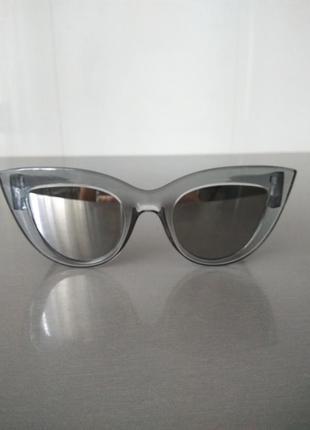 Очки супермодный зеркальные