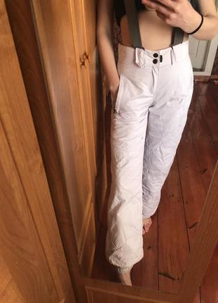 Бредовые горнолыжные штаны