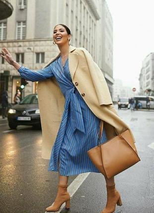 Крутое платье, моделирующее фигуру, h&m trend