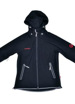 #розвантажуюсь куртка mammut ultimate windstopper. размер м