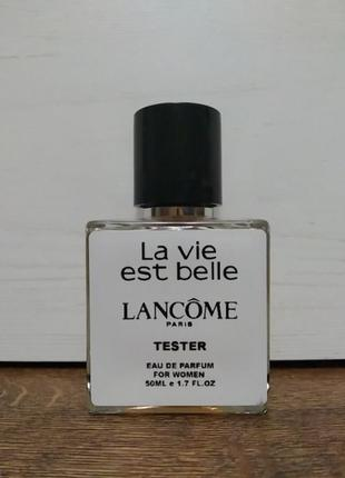 Lancome la vie est belle 50 ml, премиум тестер