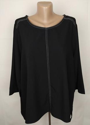 Блуза новая шикарная большого размера marks&spencer uk 24/52/5xl