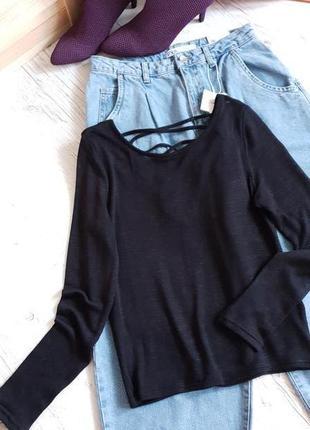 Тонкая кофточка, блуза h&m