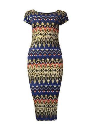 Платье миди quiz идеальное