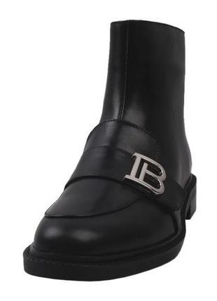 Ботинки женские демисезонные basconi натуральная кожа