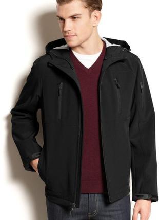 Брендовая мужская куртка/ветровка calvin klein -xl, наш 52-54 р-р, оригинал