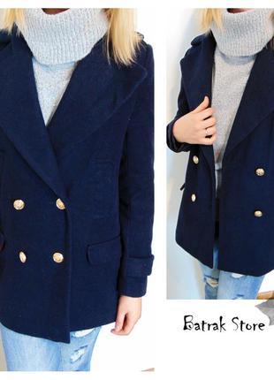 Распродажа! пальто бойфренд стильное от atmosphere