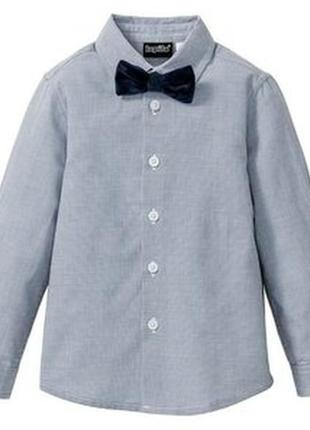 Рубашка для мальчика lupilu(германия).