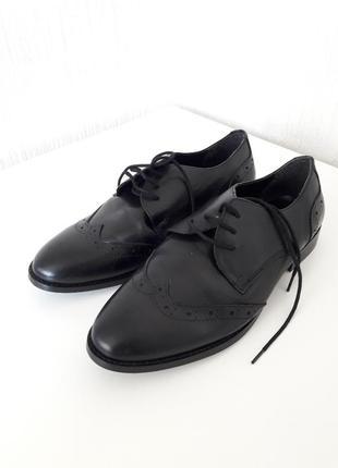 Asos туфли мужские натуральная кожа