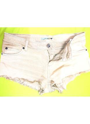Шорты pull&bear #джинсовыешорты