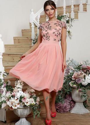 Платье женское нарядное выпускное размеры:s,m