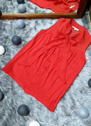 #розвантажуюсь топ блуза кофточка с бантом на шее river island