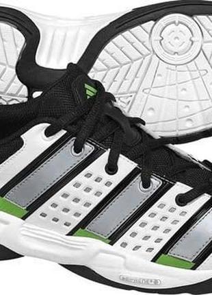 Новые кроссовки adidas court stabil xj зал,сквош 38-38,5
