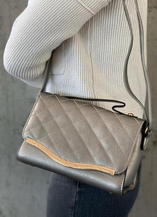 Стильные женские сумки априкот