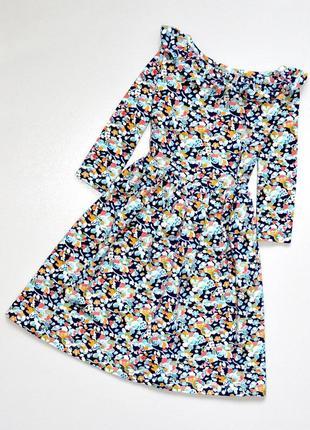 Leigh  tucker. трикотажное хлопковое платье 3-4 года.