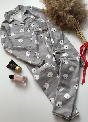 Удобная и мягкая  пижама от esmara с,м