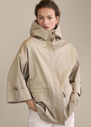 Куртка коттоновая весенне-летняя