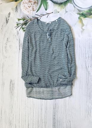 Блуза рубашка opus