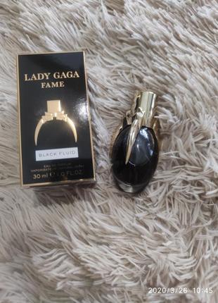 Парфюмированная вода lady gaga fame