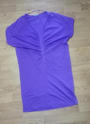 Платье туника футболка xs-s