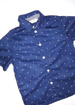 Рубашка h&m в новом состоянии 92 см 85 грн