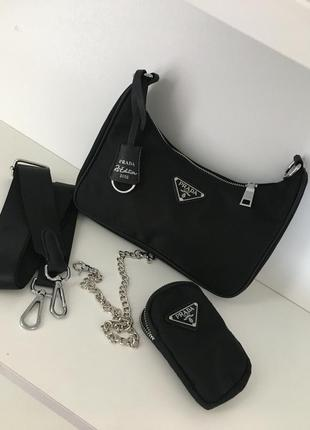 Шикарная сумка, нейлон