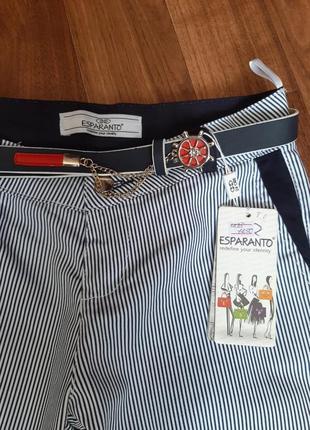 Новые esparanto шикарные брюки штаны турция