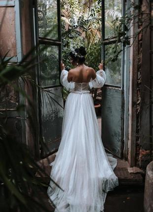 Продам свадебное платье, anna sposa, испания, размер 44/46