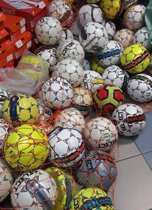 Мячи футбольные select, adidas