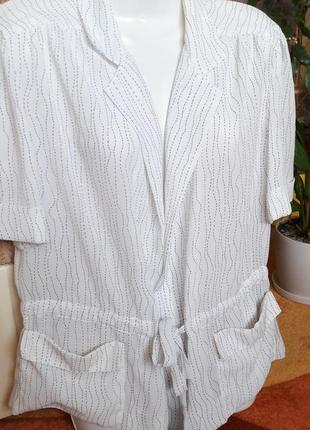 Накидка. легкий пиджачек