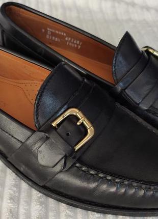 Туфли лоферы ralph lauren 42 (9d usa) new