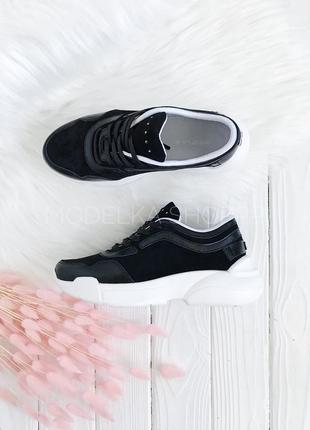 Очень удобные кроссовки натуральная замша