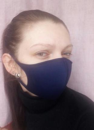 Защитная маска питта не медецинская